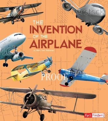 The The Invention of the Aeroplane by Lucy Beevor