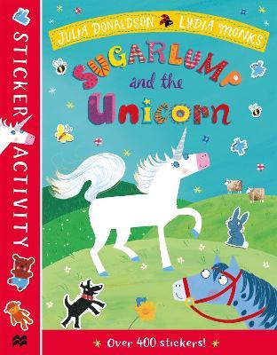 Sugarlump and the Unicorn Sticker Book by Julia Donaldson