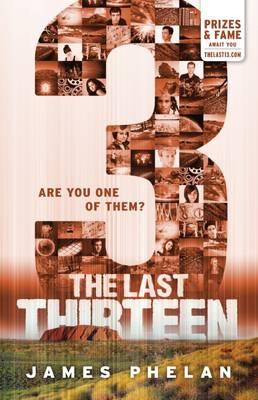 The Last Thirteen #11: 3 by James Phelan