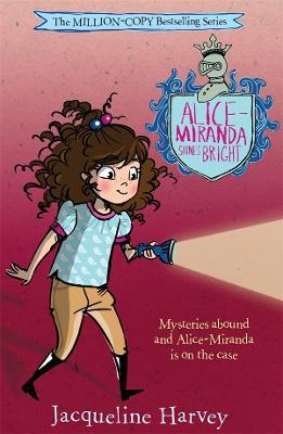 Alice-Miranda Shines Bright: Alice-Miranda 8 by Jacqueline Harvey