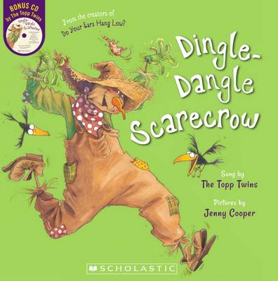 Dingle Dangle Scarecrow (with CD) by Jenny Cooper