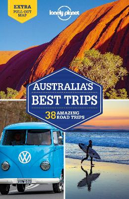 Lonely Planet Australia's Best Trips book