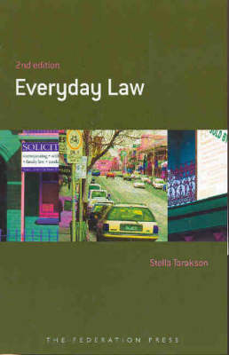 Everyday Law by Stella Tarakson