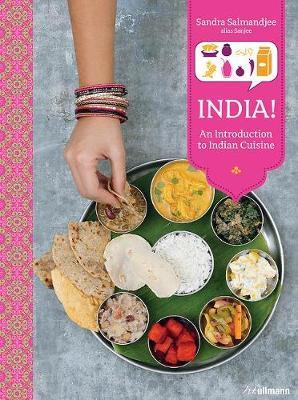 India! Recipes from the Bollywood Kitchen by Sandra Salmandjee