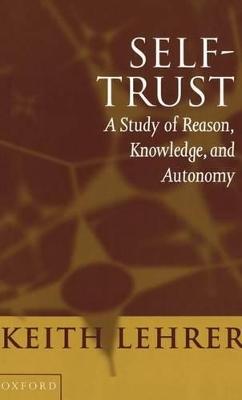 Self-Trust book