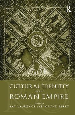 Cultural Identity in the Roman Empire book
