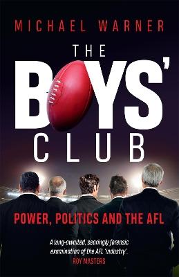 The Boys' Club book
