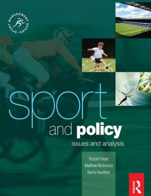 Sport and Policy by Barrie Houlihan