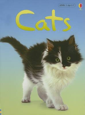 Cats by Anna Milbourne
