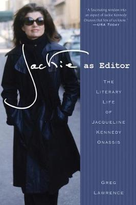Jackie as Editor book