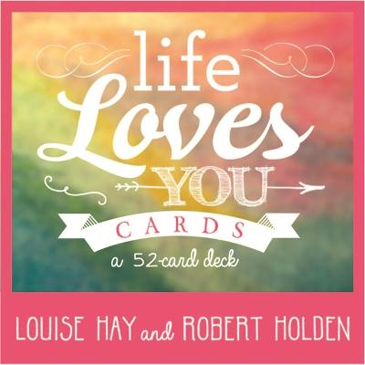 Life Loves You Cards book