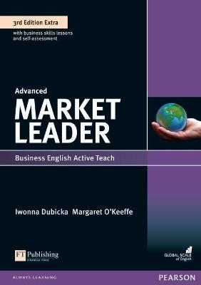 Market Leader 3rd Edition Advanced Active Teach by David Cotton