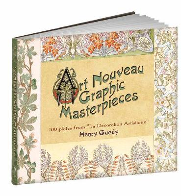 Art Nouveau Graphic Masterpieces by Henry Guedy
