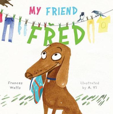 My Friend Fred book