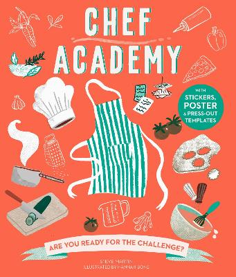 Chef Academy by Steve Martin
