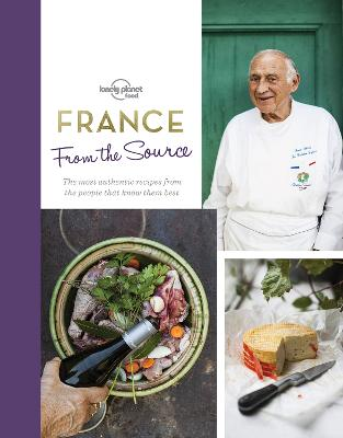 From the Source - France book