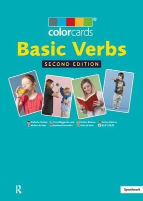 Basic Verbs: Colorcards: 2nd Edition by Speechmark
