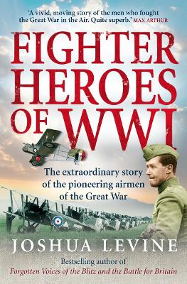 Fighter Heroes of WWI by Joshua Levine