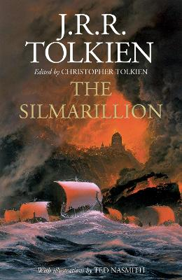 The The Silmarillion by J. R. R. Tolkien