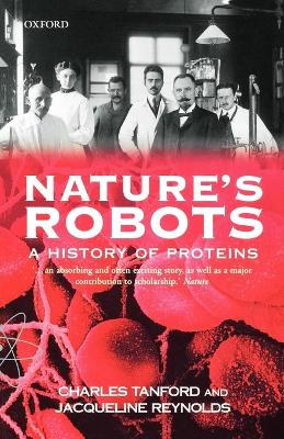 Nature's Robots book