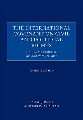 The International Covenant on Civil and Political Rights by Sarah Joseph