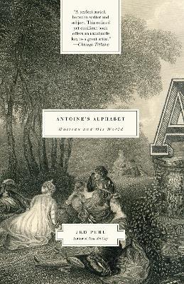 Antoine's Alphabet book
