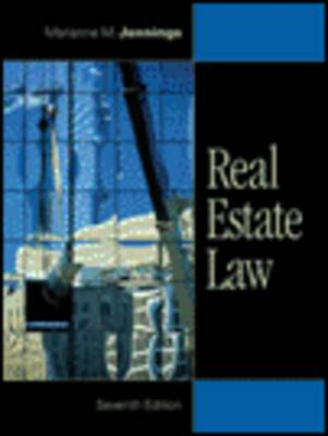Real Estate Law book