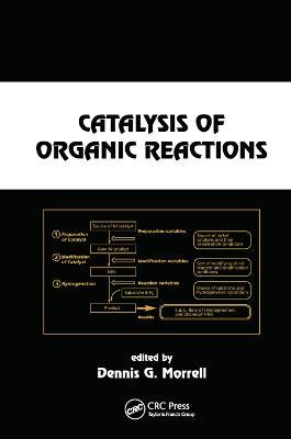Catalysis of Organic Reactions book