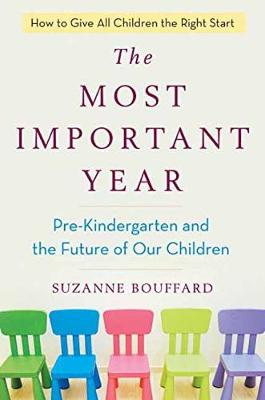 Most Important Year by Suzanne Bouffard