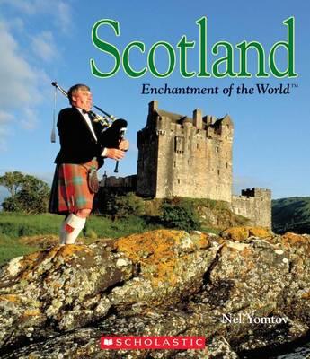 Scotland by Barbara A Somervill