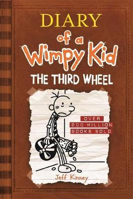 Third Wheel: Diary of a Wimpy Kid (BK7) book