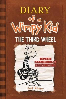Third Wheel: Diary of a Wimpy Kid (BK7) by Jeff Kinney