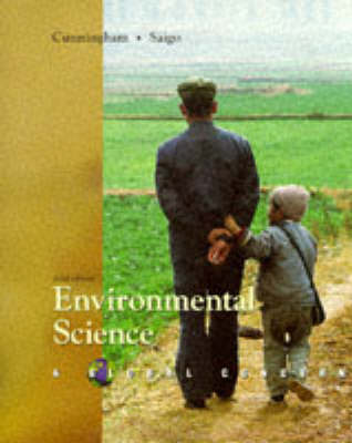 Environmental Science: A Global Concern by William P. Cunningham