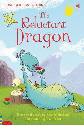 Reluctant Dragon book