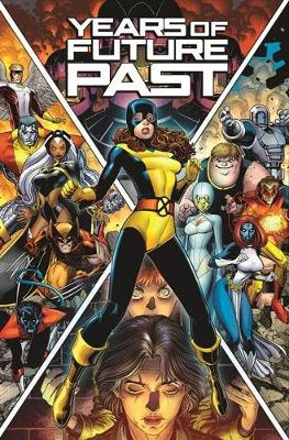 X-men: Years Of Future Past book
