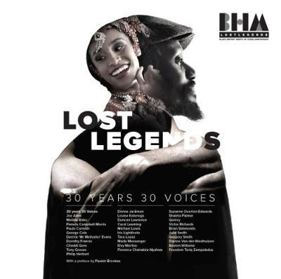 Lost Legends by Joe Allen