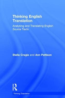 Thinking English Translation by Stella Cragie