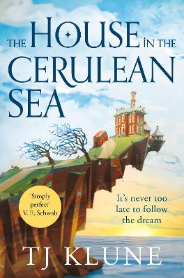 The House in the Cerulean Sea book
