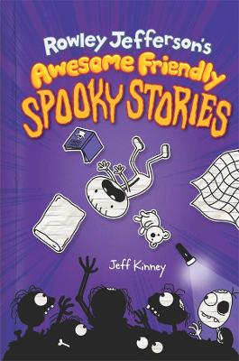 Rowley Jefferson's Awesome Friendly Spooky Stories book