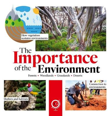 Australian Geographic Geography: The Importance of the Environment book