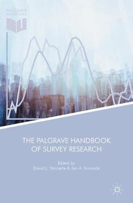 Palgrave Handbook of Survey Research by Jon A. Krosnick