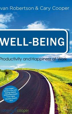Well-being by Ivan T. Robertson