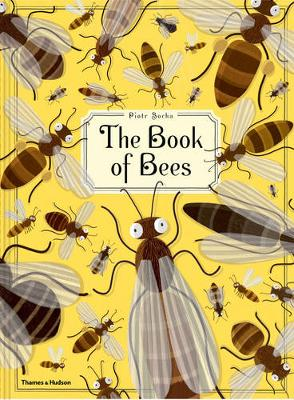 Book of Bees! by Piotr Socha