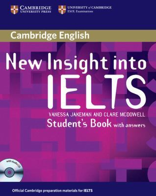 New Insight into IELTS Student's Book Pack by Vanessa Jakeman