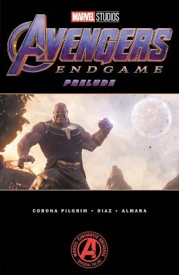 Marvel's Avengers: Endgame Prelude by Marvel Comics