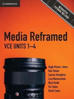 Media Reframed: VCE Units 1-4 book