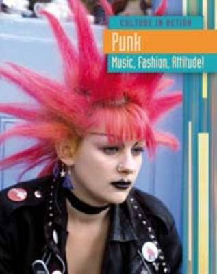 Punk by Charlotte Guillain