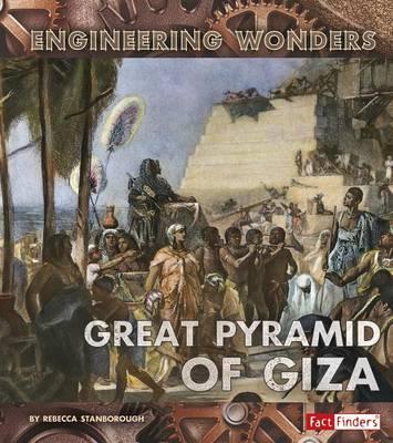 Great Pyramid of Giza by Rebecca J Stanborough