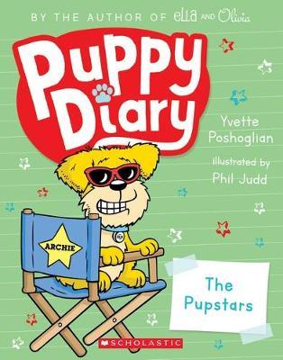 The Puppy Diary #3: Pupstars book