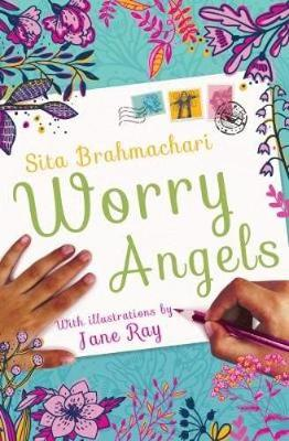 Worry Angels book